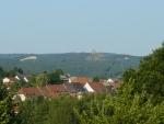 Zřícenina Flossenburg za Flossem