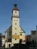 Kostel na náměstí v Hersbrucku