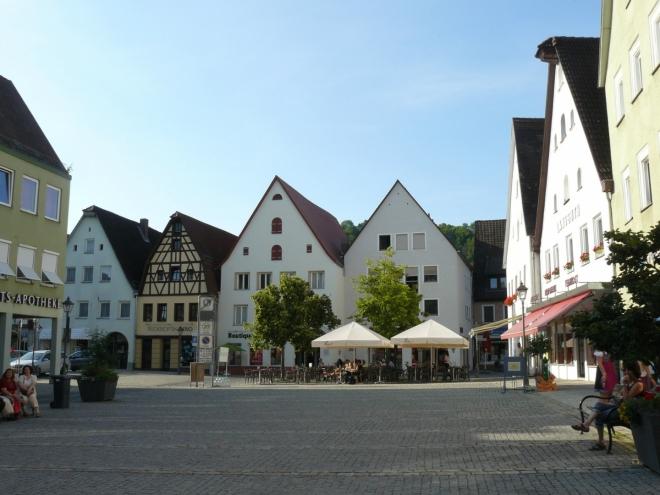 Náměstí v Hersbrucku