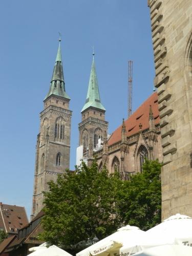 Kostel sv. Sebalda v Norimberku