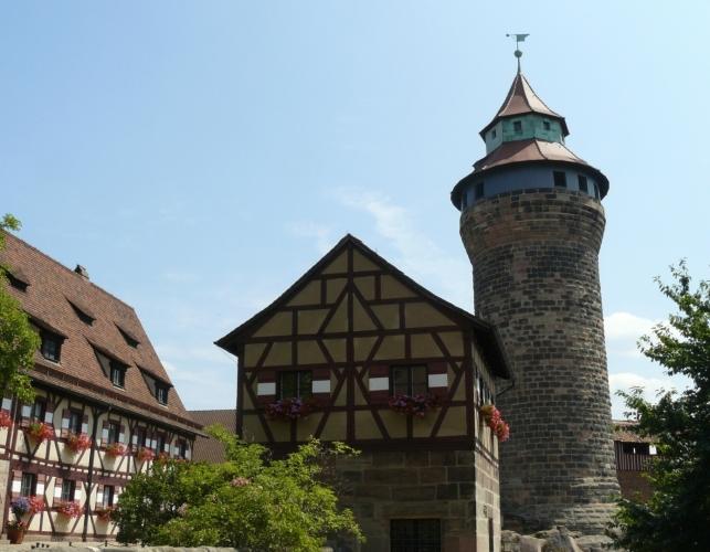 Hrad v Norimberku