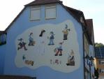 Sněhurka a sedm trpaslíků v Braunsbachu