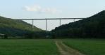 Dálniční most u Braunsbachu