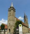 Protestanstký kostel v Öhringenu