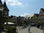 Náměstí v Öhringenu
