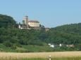 Hrad poblíž Gundelsheimu