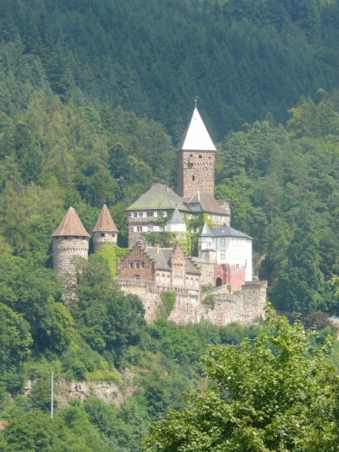 Hrad za Eberbachem
