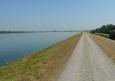 Rýn z valu, pohled na sever