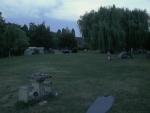 Večer v kempu v Saverne