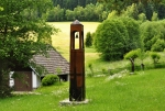 Zvonička u Michlova mlýna.