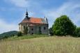 Kostel v Milešově