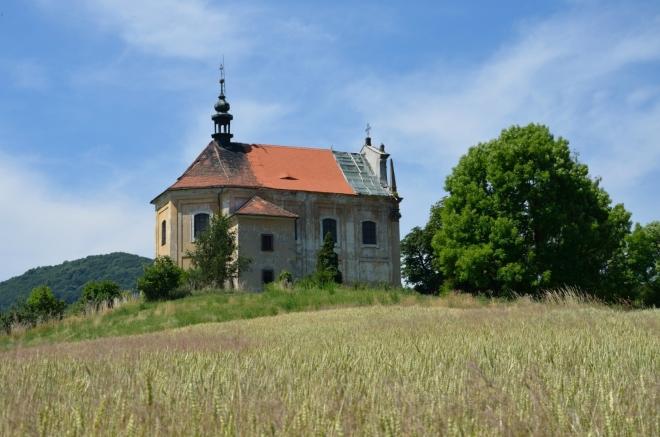 Kostel svatého Antonína Paduánského z konce 17. století