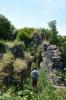 Zřícenina hradu Ostrý