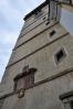 Úctihodná výška věže - 51 m.