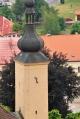 Starou radnici najdeme na Palackého náměstí a byla postavena v duchu renesance v roce 1559. Dvakrát ale vyhořela a naposledy byla obnovena v roce 1723. Zdobí ji jednoduché sgrafitové obdélníky a na hlavním průčelí klasicistní portál se znakem města. Radniční věž má barokní cibulovitou báň. Na rohu věže dodnes visí zvonek, který prý jednak svolával pány do rady, jednak zvonil jak oumíráček a také se jím zvonilo na začátku a na konci jarmarků.