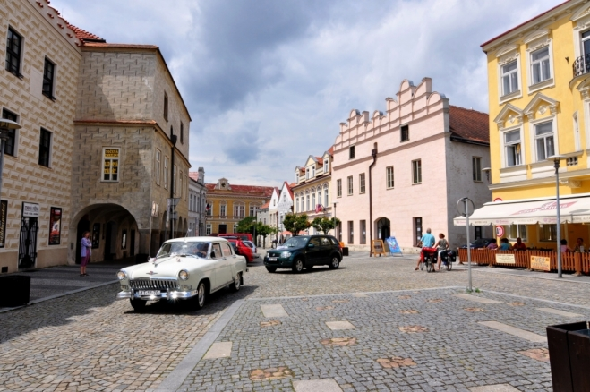 V centru města se nachází mnoho historických památek v gotickém, renesančním a barokním slohu. Stylově se zde projela i nevěsta se ženichem.