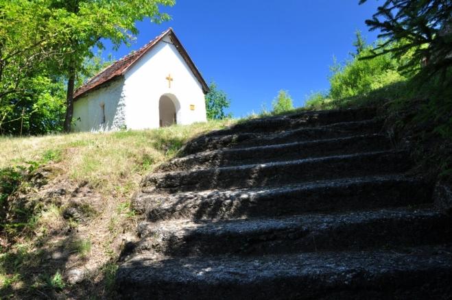 Kaplička pod Landštejnem.