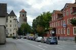 Bahnhofstraße, Feldkirch, Rakousko