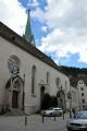 Katedrála svatého Mikuláše (Dom St. Nikolaus), Feldkirch, Rakousko