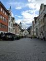 Marktgasse, Feldkirch, Rakousko