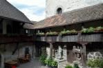 Hrad Schattenburg, Feldkirch, Rakousko