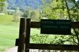 Golfové hřiště jižně od Innsbrucku