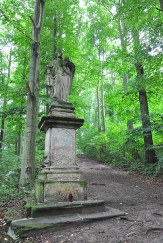 Svatá Ludmila byla manželkou prvního Přemyslovce, knížete Bořivoje l., a první českou svatou.