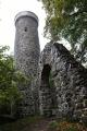 Rozhledna Hamelika z roku 1876 je 20 m vysoká a volně přístupná. Nedávno přišla o své zastřešení a tak je dnes její podoba stejná jako při vzniku.