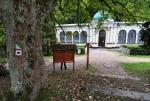 Pavilon Lesního pramene.