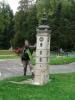 Černou věž jsem teoreticky v Budějcích mohl spatřit už pár dní po narození. Ta v Bohemíniu vypadá jako sestřička té v Pise.
