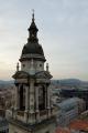 Věž baziliky svatého Štěpána (Szent István-bazilika), Budapešť