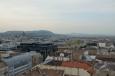 Budapešť, výhled z baziliky svatého Štěpána (Szent István-bazilika) na sever