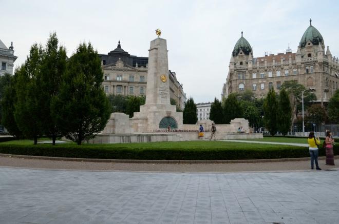 Památník osvobození sovětskou armádou