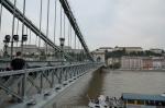 Széchenyiho řetězový most (Széchenyi lánchíd), Budapešť
