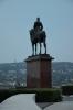 Socha Artúra Görgeye poblíž Budínského hradu, Budapešť