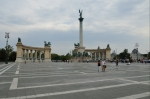 Náměstí Hrdinů (Hősök tere), Budapešť
