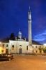 Minaret v Egeru, Maďarsko