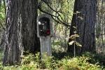 Ani na Zelenohorské Huti nezůstal stát na kameni kámen. Jen tři kříže...