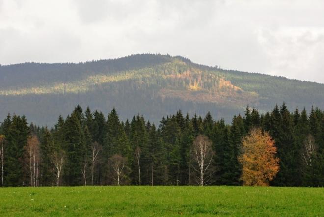 Zátoňská hora.