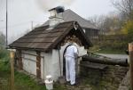 Čistění pece musí být důkladné.