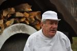 Pan Sobotovič pracuje i v důchodu. Nejvíc každou (mimo zimní období) poslední sobotu v měsíci.