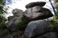Tyto dvě kamenné skály bych pojmenoval sám - Blíženci.