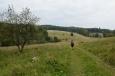 Národní park Bukové hory, cesta ze Szilvásváradu na Bálvány, Maďarsko