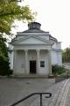 """""""Kulatý kostel"""" (Kerektemplom), Balatonfüred, Maďarsko"""