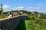 Vyhlídka u kláštera Tihany, Maďarsko