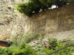Erby na hradební zdi