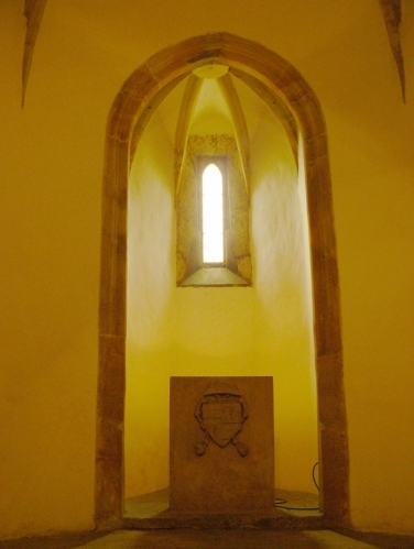 Bývalá hradní kaple