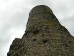 Věž zespoda