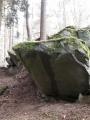 Kameny u keltského hradiště.
