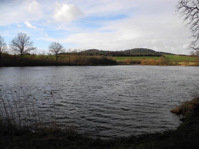 Pilský rybník.